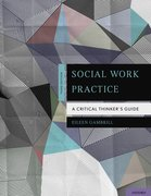 Cover for Social Work Practice