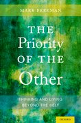 Cover for The Priority of the Other