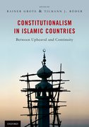 Cover for Constitutionalism in Islamic Countries: Between Upheaval and Continuity