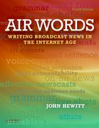 Cover for Air Words