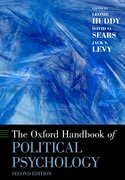 Cover for The Oxford Handbook of Political Psychology