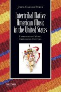 Cover for Intertribal Native American Music in the United States