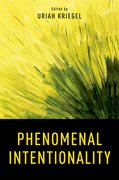 Cover for Phenomenal Intentionality