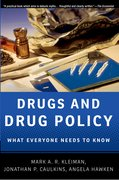 Cover for Drugs and Drug Policy