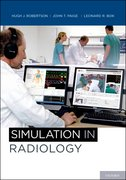 Cover for Simulation in Radiology