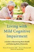 Cover for Living with Mild Cognitive Impairment