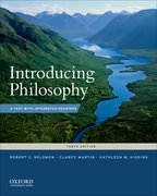 Cover for Introducing Philosophy