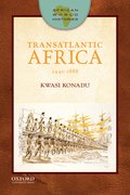 Cover for Transatlantic Africa