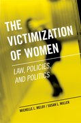 Cover for The Victimization of Women