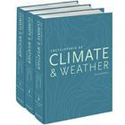 Cover for Encyclopedia of Climate and Weather, Second Edition