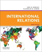Cover for International Relations, Brief Edition