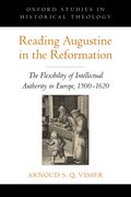 Cover for Reading Augustine in the Reformation