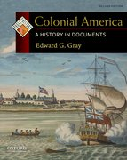 Cover for Colonial America