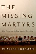 Cover for The Missing Martyrs