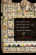 Cover for Method and Metaphysics in Maimonides