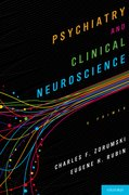 Cover for Psychiatry and Clinical Neuroscience
