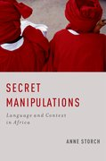 Cover for Secret Manipulations