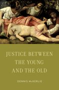 Cover for Justice Between the Young and the Old