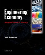 Cover for Engineering Economy