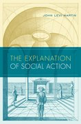 Cover for The Explanation of Social Action