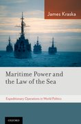 Cover for Maritime Power and the Law of the Sea: