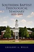 Cover for Southern Baptist Seminary 1859-2009