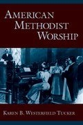 Cover for American Methodist Worship