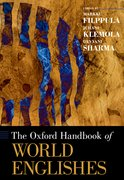 Cover for The Oxford Handbook of World Englishes
