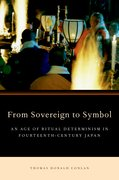 Cover for From Sovereign to Symbol