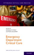 Cover for Emergency Department Critical Care