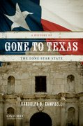 Cover for Gone to Texas