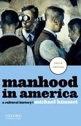 Cover for Manhood in America