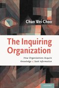 Cover for The Inquiring Organization