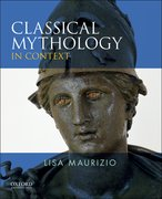 Cover for Classical Mythology in Context