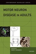 Cover for Motor Neuron Disease in Adults
