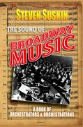 Cover for The Sound of Broadway Music