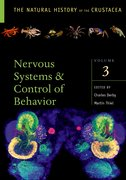 Cover for Crustacean Nervous Systems and Their Control of Behavior