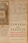 Cover for Edwards the Exegete