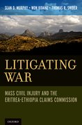 Cover for Litigating War