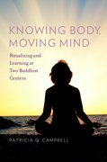 Cover for Knowing Body, Moving Mind