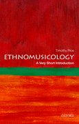 Cover for Ethnomusicology: A Very Short Introduction