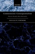Cover for Commonsense Consequentialism