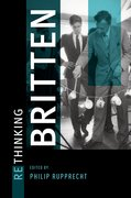 Cover for Rethinking Britten