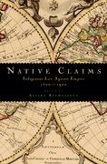 Cover for Native Claims