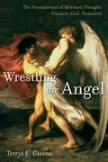 Cover for Wrestling the Angel