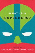 Cover for What is a Superhero?
