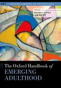 Cover for The Oxford Handbook of Emerging Adulthood