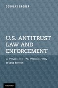 Cover for U.S. Antitrust Law and Enforcement