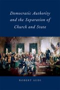 Cover for Democratic Authority and the Separation of Church and State