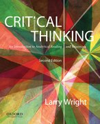 Cover for Critical Thinking